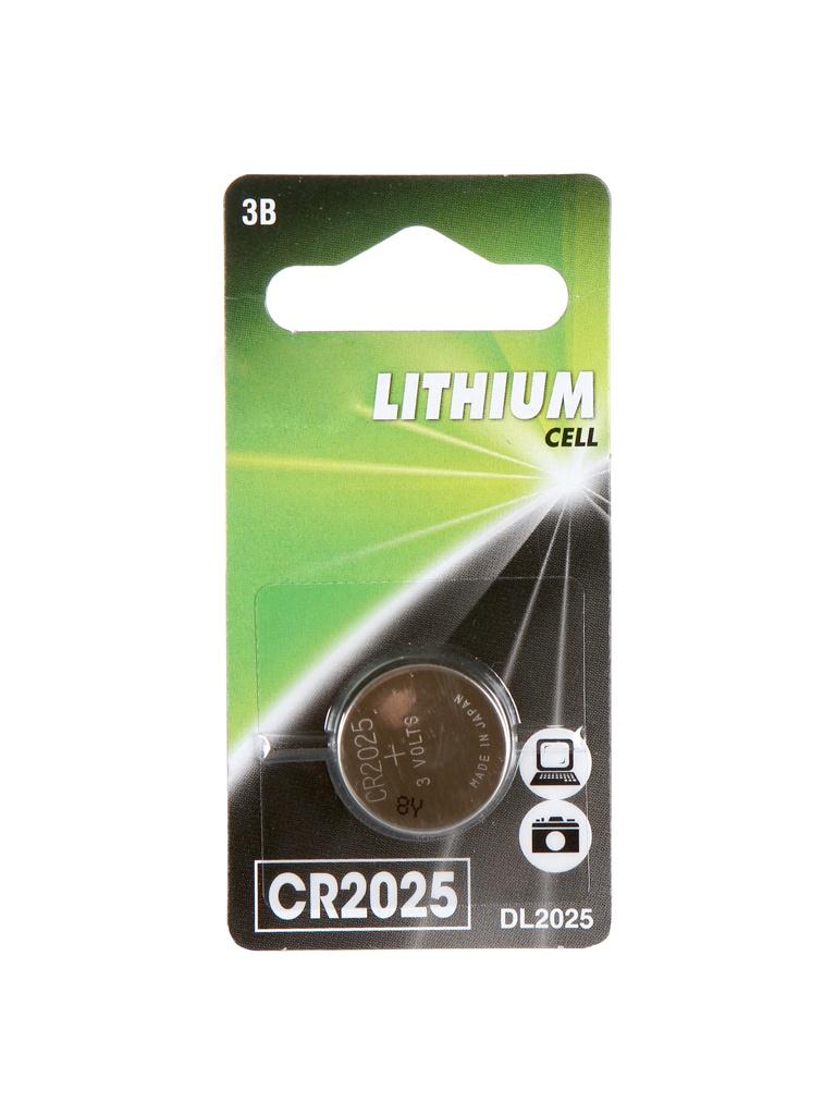 Батарейка CR2025 GP 7C1 / 2C1