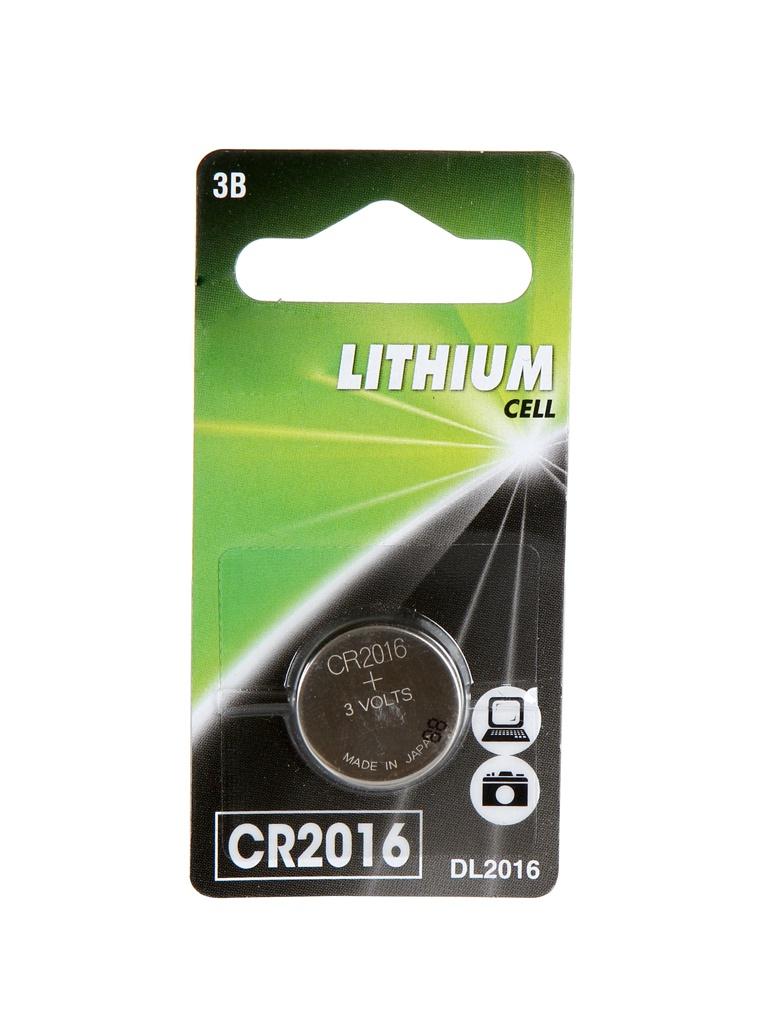 Батарейка CR2016 GP 7C1 / 2C1 CR2016-7CR1