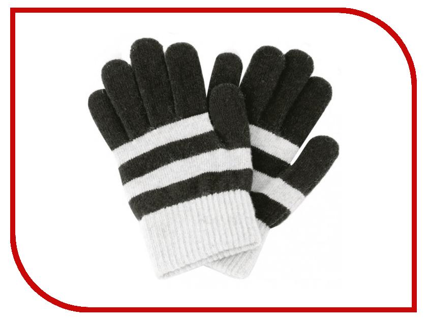 Теплые перчатки для сенсорных дисплеев iGlover Premium S Black-Grey
