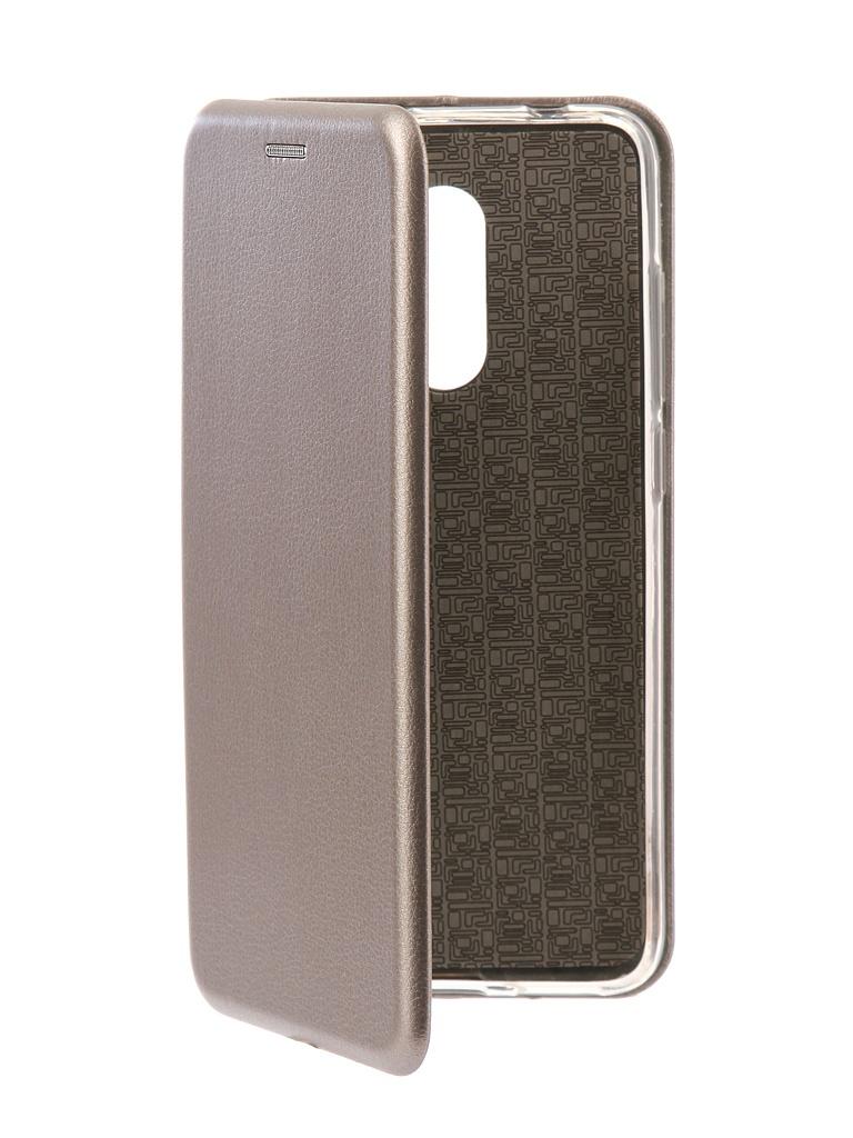 Аксессуар Чехол-книга Innovation для Xiaomi Redmi 5 Book Silicone Silver 11450 аксессуар чехол книга innovation для xiaomi redmi 5 plus redmi note 5 book silicone gold 11448
