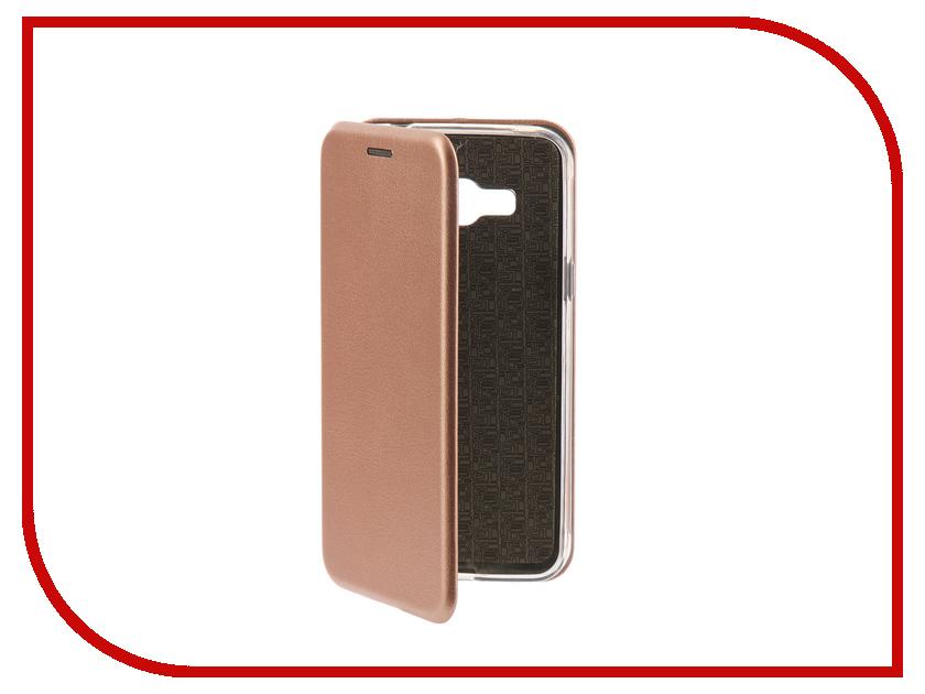 Аксессуар Чехол-книга для Samsung Galaxy J3 2016 J310F Innovation Book Silicone Rose Gold 11470 composite structures design safety and innovation