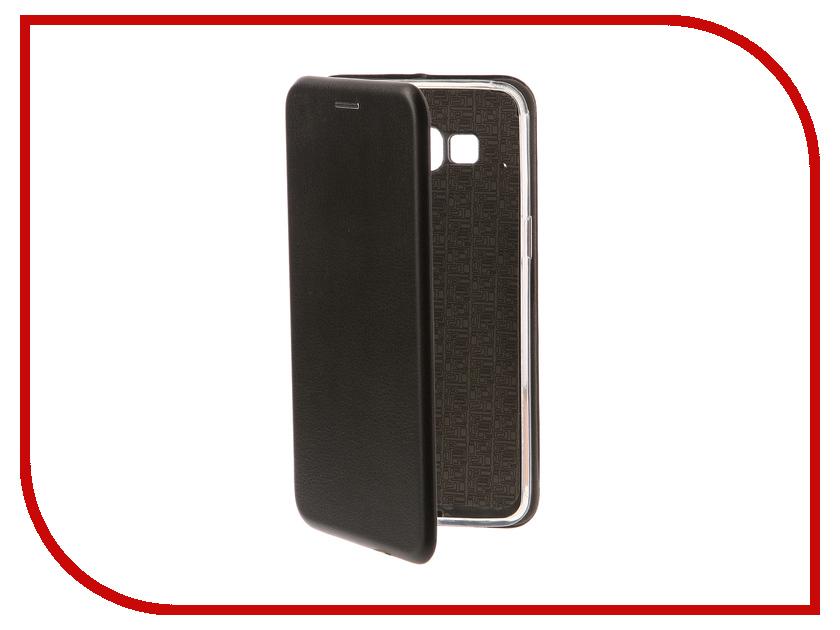 Аксессуар Чехол-книга Samsung G530H Galaxy Grand Prime Innovation Book Silicone Black 11489 аксессуар чехол samsung galaxy j2 prime grand prime 2016 df scase 34
