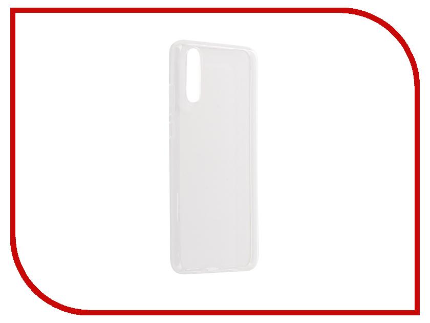 Аксессуар Чехол для Huawei P20 Zibelino Ultra Thin Case White ZUTC-HUA-P20-WHT аксессуар чехол для sony xperia xz2 zibelino ultra thin case white zutc son xz2 wht