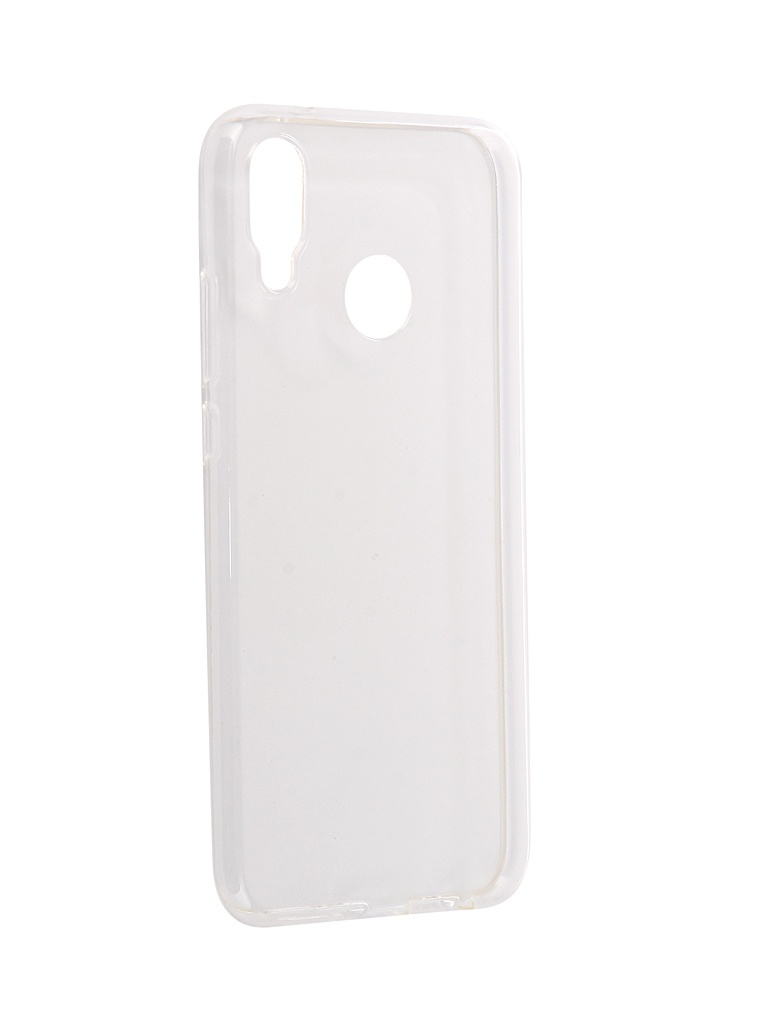 Аксессуар Чехол Zibelino для Huawei P20 Lite Ultra Thin Case White ZUTC-HUA-P20-LIT-WHT аксессуар чехол zibelino для xiaomi mi8 lite ultra thin case transparent zutc xia mi8lt wht