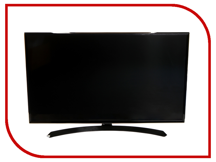 Телевизор LG 43LK6000 пылесос lg vc53202nhtr