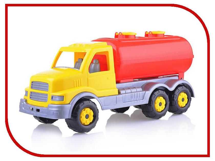 Игрушка Полесье Автомобиль с цистерной Сталкер 62727 полесье автомобиль с цистерной мой первый грузовик 5441