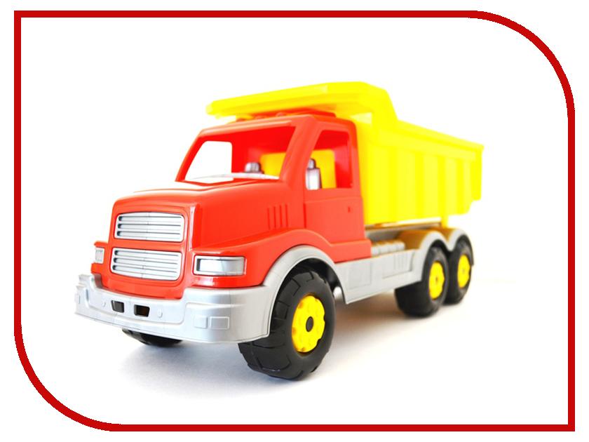Игрушка Полесье Автомобиль-самосвал Сталкер 44310 машины спектр игрушка автомобиль самосвал карьерный