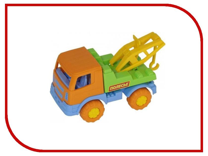 Игрушка Полесье Автомобиль-эвакуатор Тёма 4847 полесье эвакуатор мой первый грузовик цвет желтый оранжевый