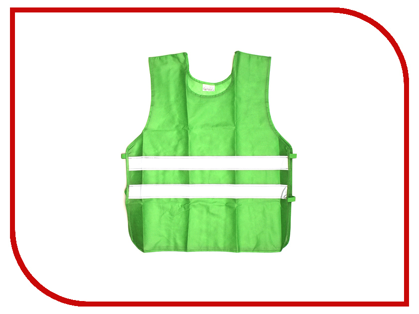 Жилет Vivacase 4652 VAV-CARLJ04-green - от S до L arsuxeo ar608s quick drying cycling polyester jersey for men fluorescent green black l