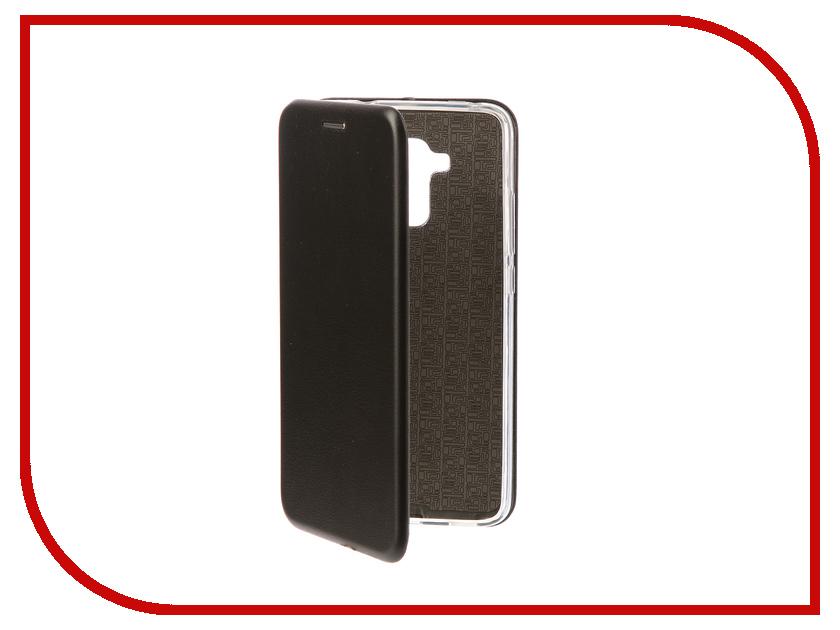 Аксессуар Чехол-книга для Huawei Honor 5C Innovation Book Silicone Black 11535