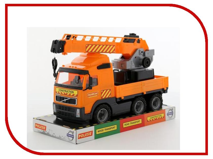Игрушка Полесье Volvo 58324