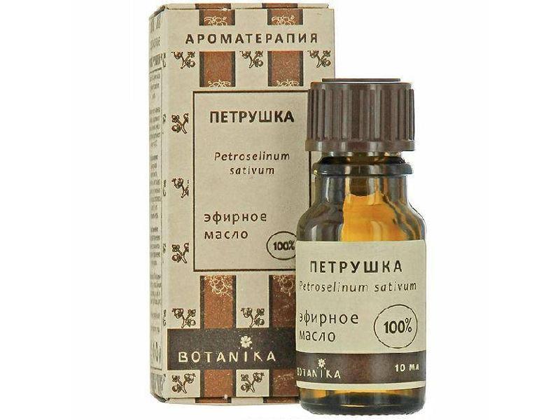 цена на Масло эфирное Botanika Петрушка 10ml 00722