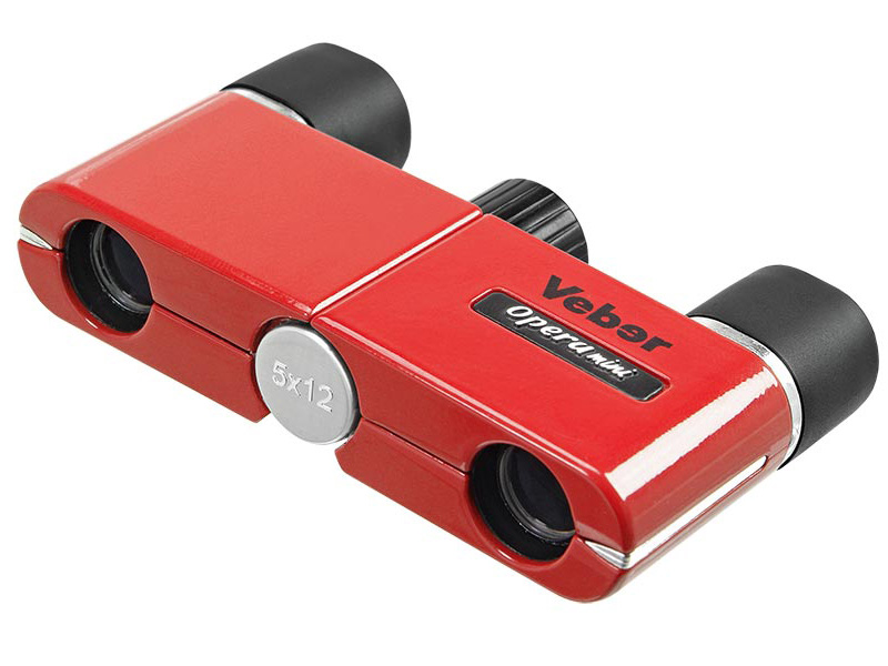 Veber Opera mini 5x12 Red