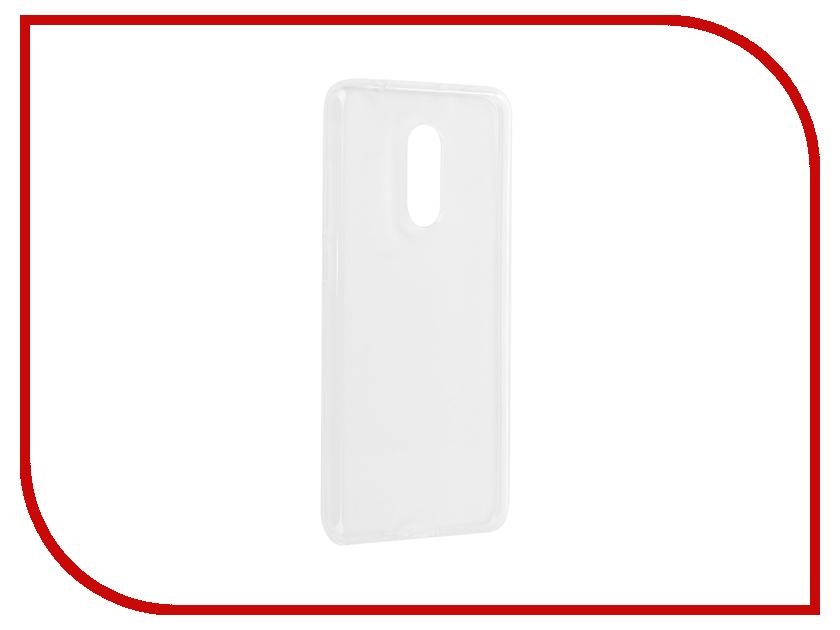 Аксессуар Чехол Xiaomi Redmi 5 Pero Silicone Transparent аксессуар чехол xiaomi redmi 4 onext silicone transparent 70500