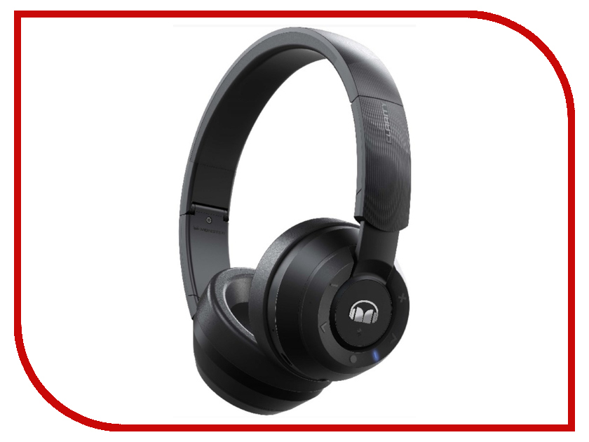 Monster Clarity Around the Ear Bluetooth Black 137101-00 the whistling monster stories from around the world