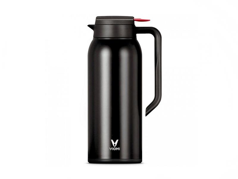 Термос Xiaomi Viomi Steel Vacuum Pot (1,5 л) Black