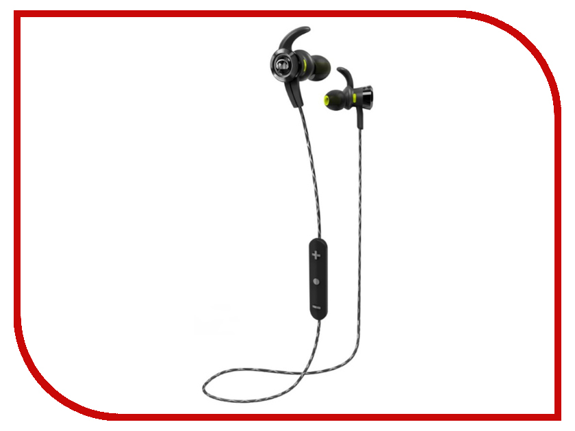 Monster iSport Victory Wireless беспроводные наушники monster isport victory in ear wireless black