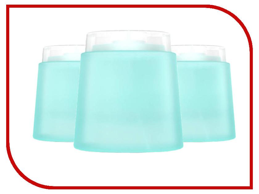 Дозатор Xiaomi Mi Auto Foaming Hand Wash Light Blue сменный блок oriental art hand carved ceramic porcelain wash basin bathroom sink