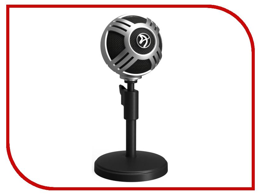 Микрофон Arozzi Sfera Pro Silver