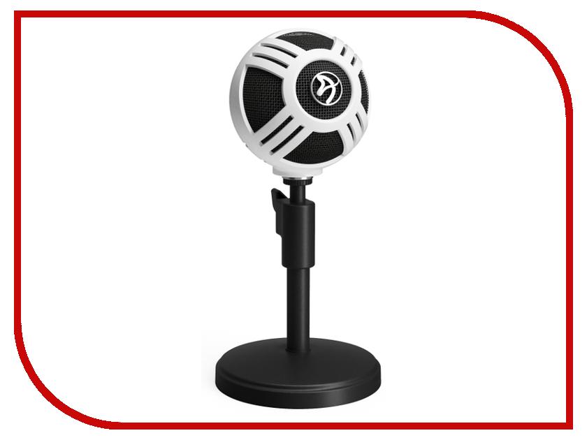 Микрофон Arozzi Sfera White