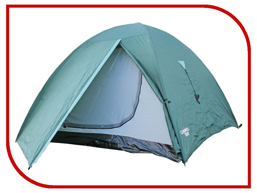 Палатка Campack Tent Trek Traveler 4 red fox палатка challenger house v2 6100 зеленый ss17