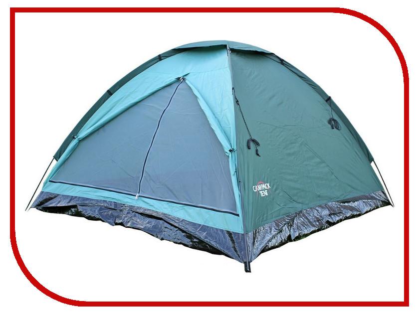 Палатка Campack Tent Dome Traveler 4 палатка трехместная campack tent breeze explorer 3