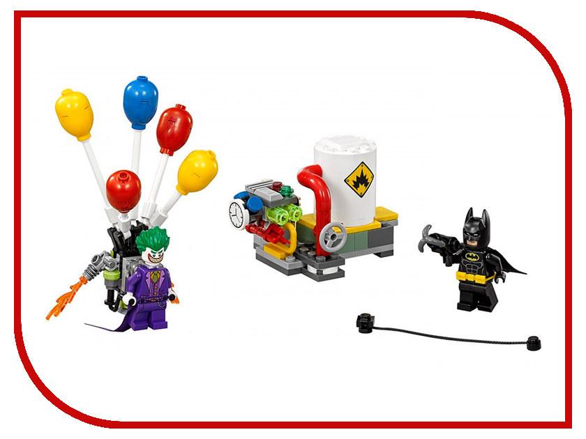 Конструктор Lepin Побег джокера на воздушном шаре 70900 lego 70900 batman movie побег джокера на воздушном шаре