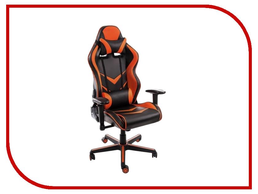 Компьютерное кресло Woodville Racer Black-Orange 1855
