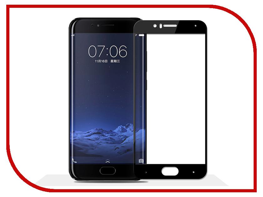 Аксессуар Защитное стекло для Xiaomi Mi 6 (17) Media Gadget 2.5D Full Cover Glass Black Frame MGFCXM6BK