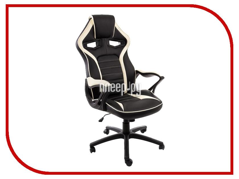Компьютерное кресло Woodville Monza Black-Beige 1871