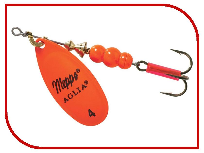 Блесна Mepps Aglia Fluo Orange №4 CPFO00445