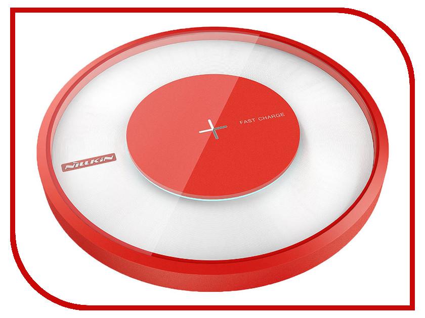Зарядное устройство Nillkin Magic Disk IV Wireless Charger Red MD-WCP IV