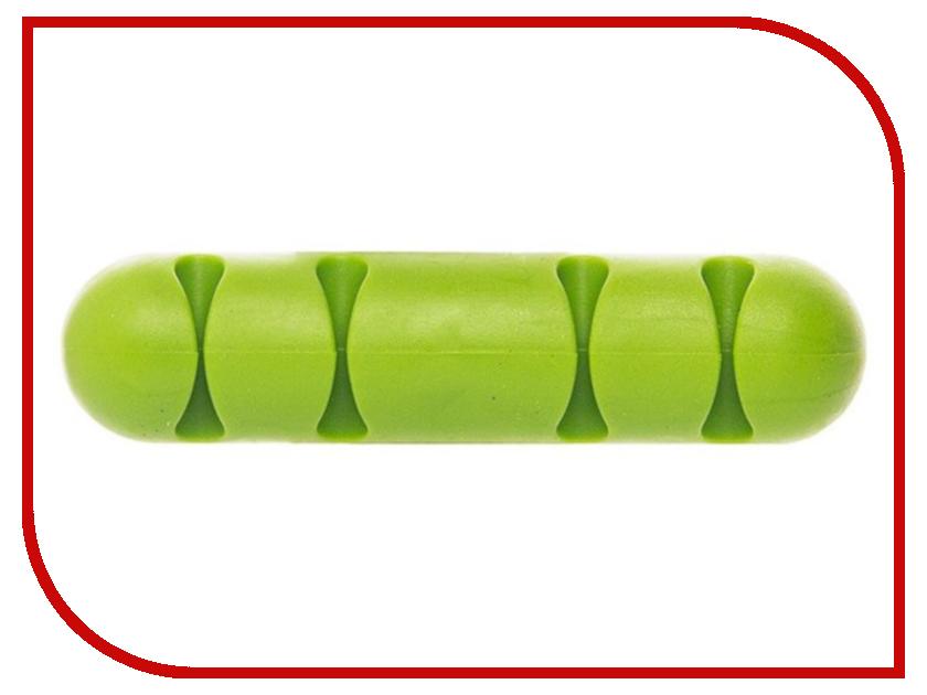 Держатель для кабеля Activ CC-002 for 4 Cables Green 80268