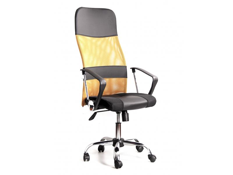 купить Компьютерное кресло Recardo Smart Black-Beige по цене 4868 рублей