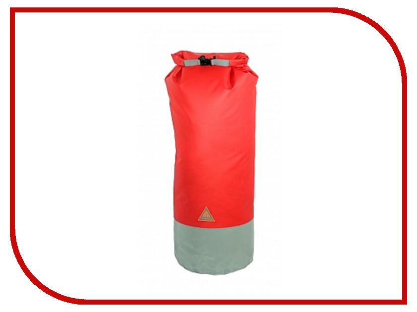 Гермомешок WoodLand DP60 Dry Bag 60L Red