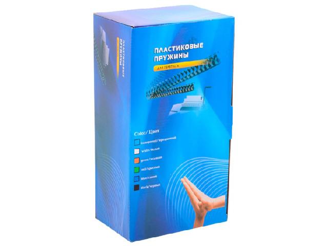 Пружины для переплета Office Kit 32мм 50шт White BP2101