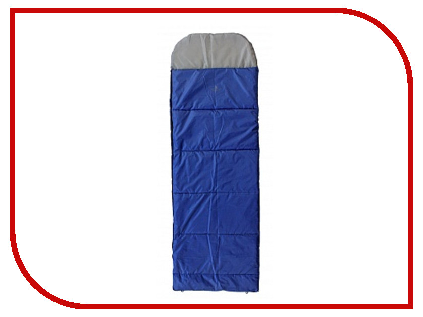 Cпальный мешок WoodLand Camping 200 Blue