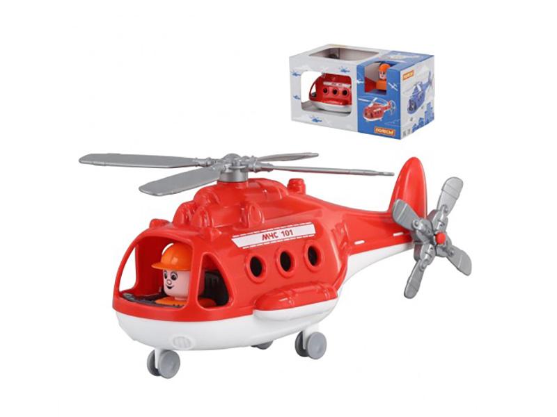 Игрушка Полесье Альфа Пожарный 68651 игрушка полесье корабль чайка 36964