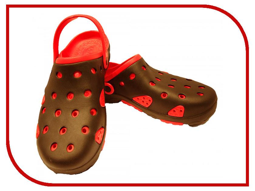 Сабо МГ-Групп Rocs 2 ЭВА Black-Red р.43-44 162ЧКРА43-44