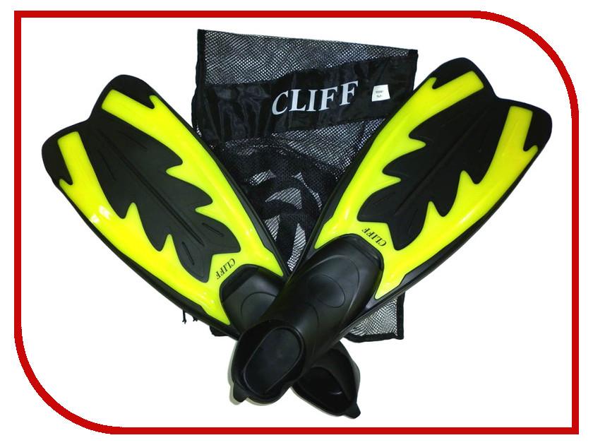 Ласты Cliff DRF-F367 XS р.36-37 ласты cliff dra f12 s р 38 39
