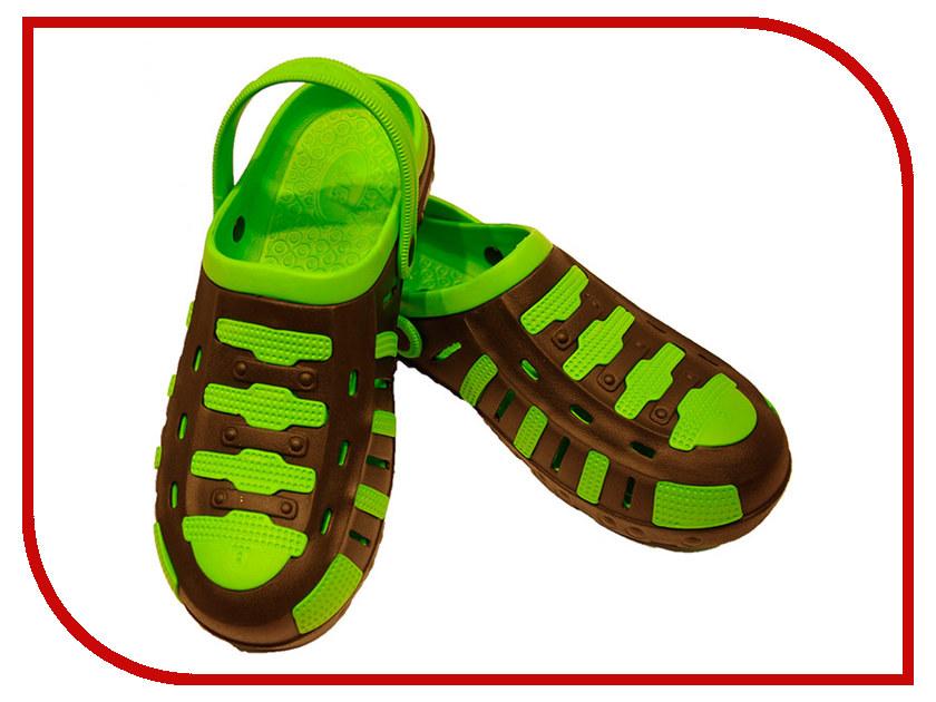 Сабо МГ-Групп Rocs 1 ЭВА Black-Green р.42-43 151ЧЗЕЛ42-43