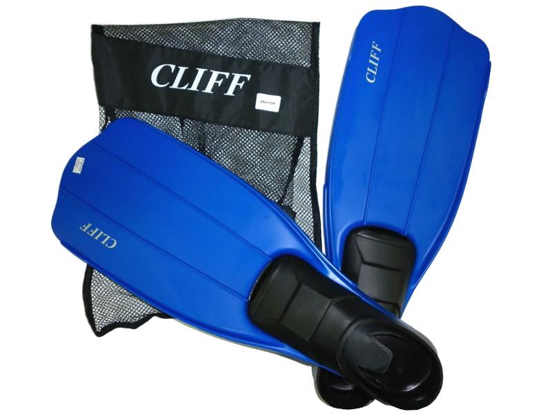 Ласты Cliff DRA-F12 XS р.36-37 cliff 170 red
