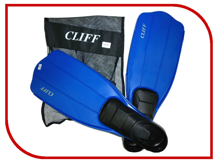 Ласты Cliff DRA-F12 S р.38-39 ласты cliff dra f12 s р 38 39