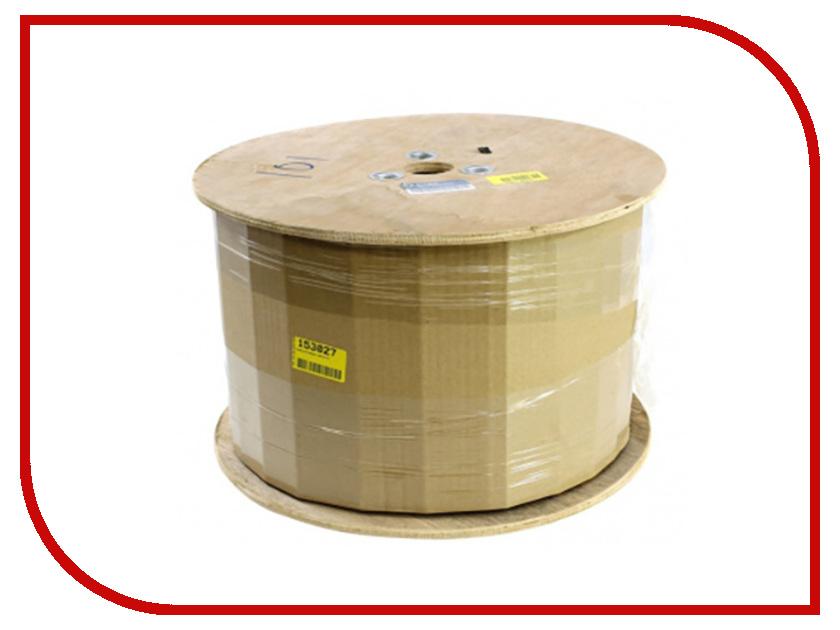 Сетевой кабель 5bites FTP / SOLID / 5E / 24AWG / COPPER / PE / OUTDOOR / MESSENGER / DRUM / 305M Black FS5505-305CE-M сетевой кабель 5bites ftp solid 5e 24awg copper pe outdoor messenger drum 305m black fs5505 305ce m