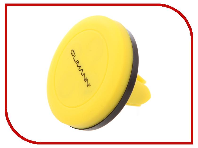 Держатель Qumann QHP-05 Air Black-Yellow 30152