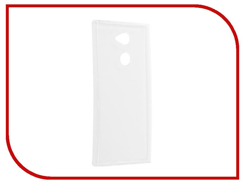 Аксессуар Чехол для Sony XA2 Ultra Pero Silicone Transparent аксессуар чехол для nokia 6 2018 pero silicone transparent