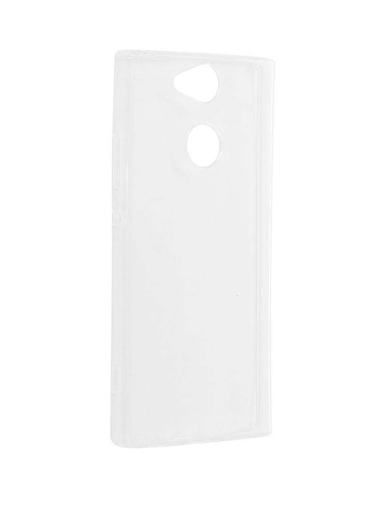 Аксессуар Чехол Pero для Sony XA2 Silicone Transparent