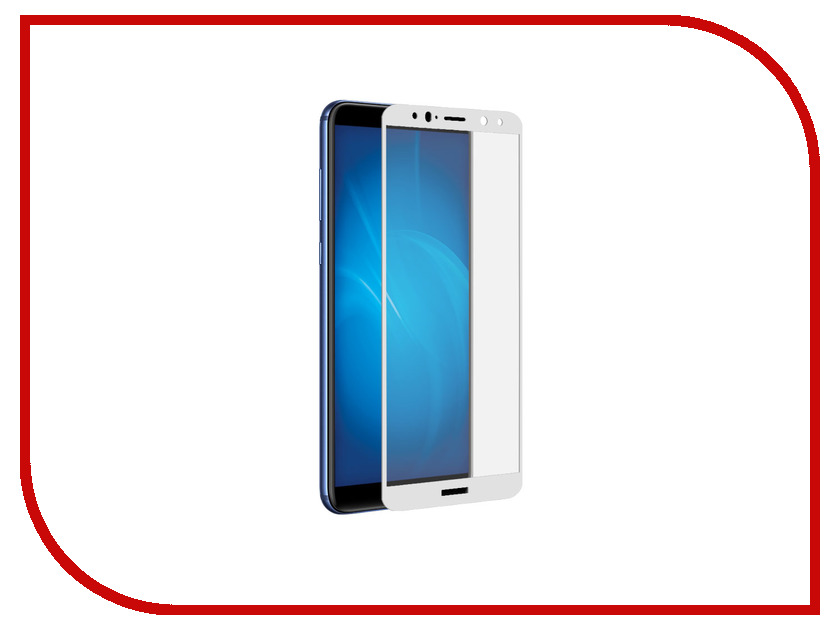 Аксессуар Защитное стекло Huawei Nova 2i Pero 2.5D White аксессуар защитное стекло vertex impress lotus pero