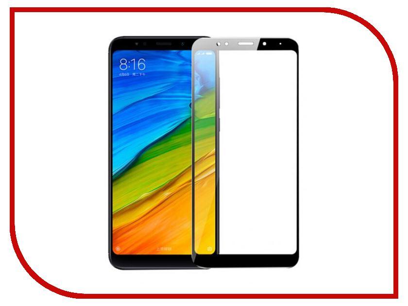 Аксессуар Защитное стекло для Xiaomi Redmi 5 Plus Pero 2.5D Black аксессуар