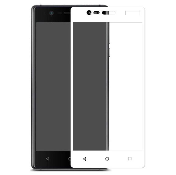 Аксессуар Защитное стекло Pero для Nokia 3 2.5D White